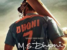 First Look: Sushant Singh Rajput in MS Dhoni Biopic