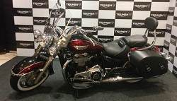 Triumph Motorcycles Records its Highest Ever Sales
