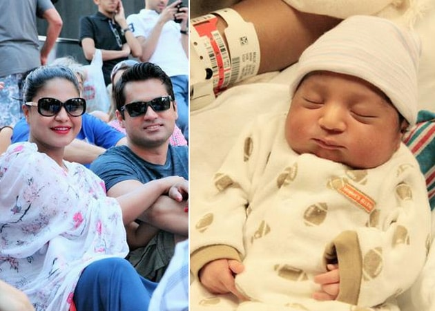 Veena Malik Names Son Abram, Like Shah Rukh Khan