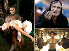 <i>I</i> For Eye: Meet Vikram the Werewolf, The Bodybuilder and The Hunchback