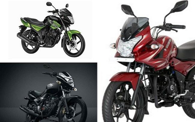 Discover Auto Loan >> Bajaj Discover 150 vs Yamaha SZ-RR vs Honda CB Unicorn - Spec Comparison - CarandBike