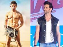 Hrithik Roshan Dares Aamir Khan to 'Put the Transistor Down'