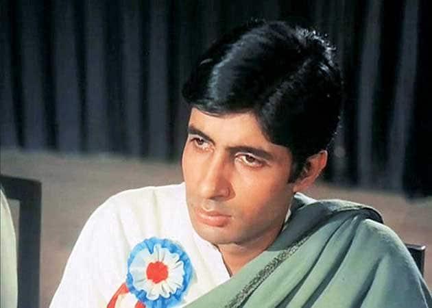 Amitabh Bachchan Misses