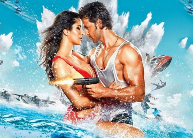 Hrithik Roshan's Bang Bang Breaks Krrish 3 Record