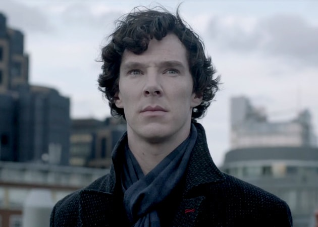 Benedict Cumberbatch Says Sherlock Holmes is 'Asexual' on Purpose