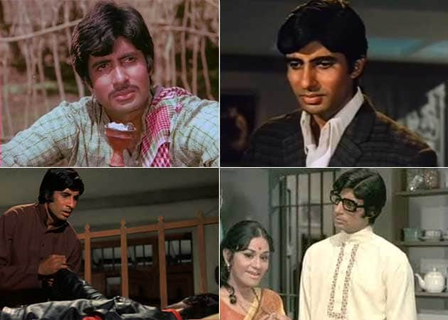 Amitabh Bachchan's 10 Most Underrated Performances