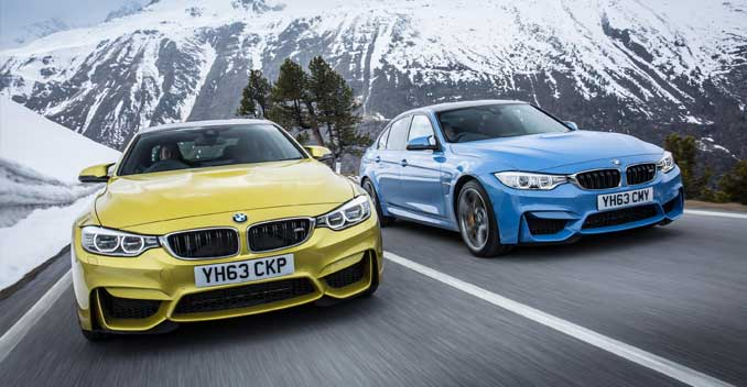New BMW M And M Launched In India NDTV CarAndBike - All new bmw cars