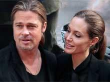 Brad Pitt Pays Tribute to <i>Maleficent</i> Angelina Jolie Through Handmade T-shirt