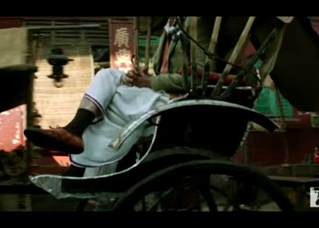 Detective Byomkesh Bakshy: Of Cotton Dhotis And Bloody Streets