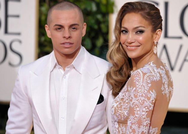 Casper Smart Finds it Hard Being Jennifer Lopez's Former Lover