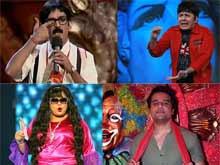 Krushna Abhishek, Bharti Singh, Shakeel Siddiqui and Sudesh Lehri Team Up for <i>Ache Din Institute</i>