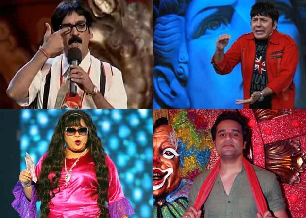 Krushna Abhishek, Bharti Singh, Shakeel Siddiqui and Sudesh Lehri Team Up for Ache Din Institute