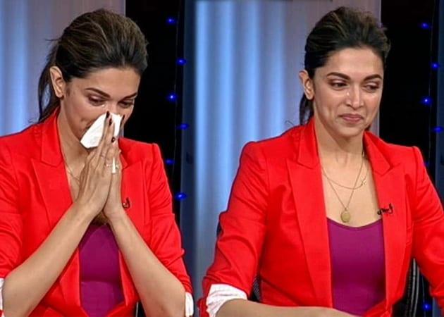 What Made Deepika Padukone Cry