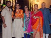 Bollywood's Lavish Diwali Parties This Year