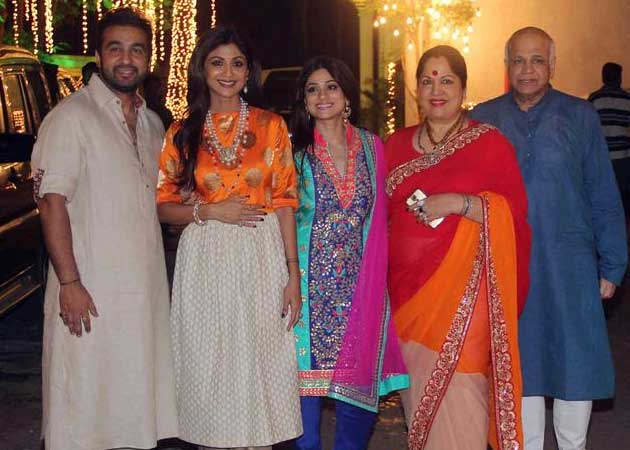 Bollywood's Lavish Diwali Parties This Year