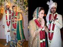 Inside Dia Mirza, Sahil Sangha's Wedding