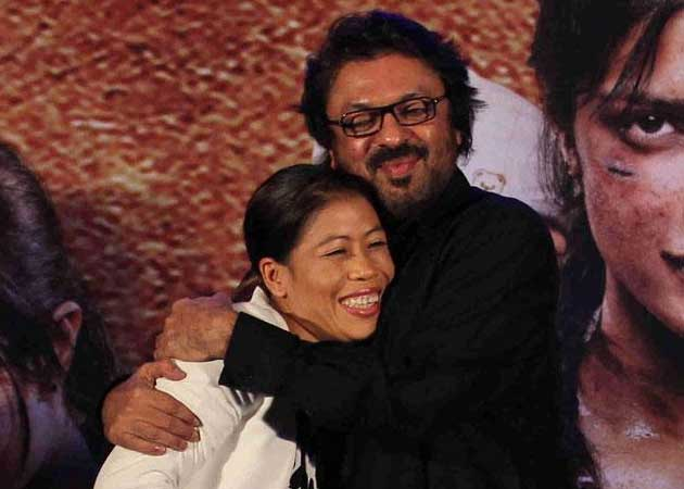 Sanjay Leela Bhansali: Not Surprised by Mary Kom's Victory