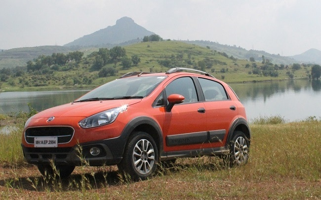 Fiat Avventura front-side profile