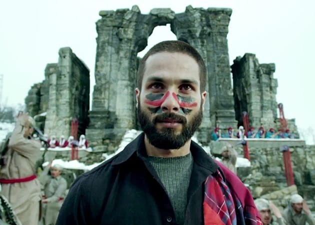 Haider Climbs Box Office Ladder, Earns Rs 13 Cr