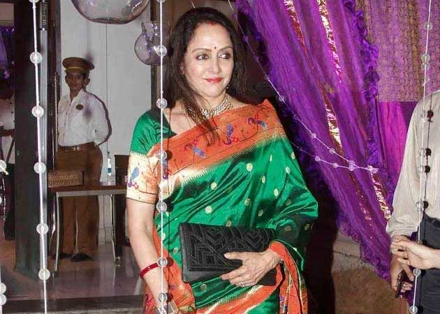 On 66th Birthday, Hema Malini Takes Trip Down Memory Lane