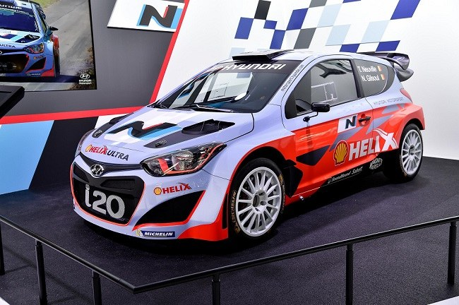 New Hyundai I20 S High Performance Model In The Works Ndtv