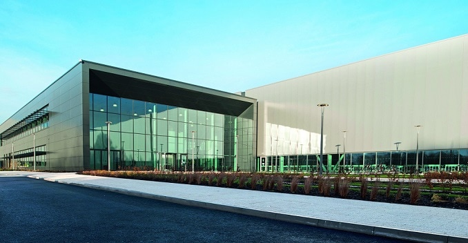 Jaguar Land Rover Opens New Engine Plant NDTV CarAndBike