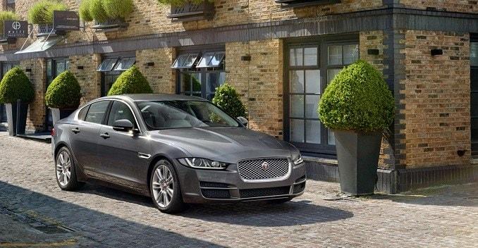 Jaguar XE: More Details Revealed on Compact Sedan