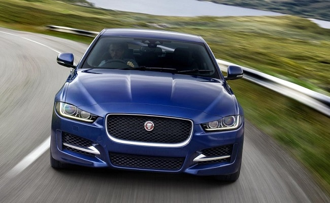 Jaguar XE Awarded The Most Beautiful Car Of 2014 At The Festival Automobile  International