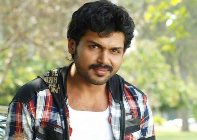 Karthi Sivakumar: I Always Try to Do Good Films