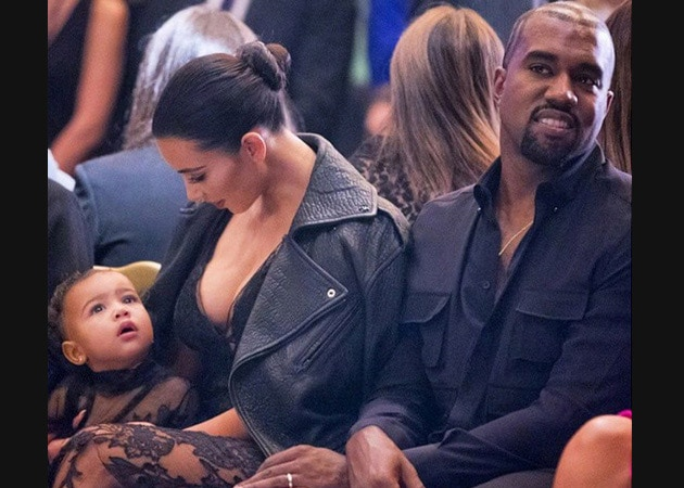 Kanye West Plans to Move to Paris With Daughter. 'With or Without' Kim Kardashian