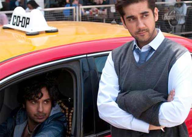 Dr Cabbie Star Vinay Virmani: Indians Should be Proud of Kunal Nayyar