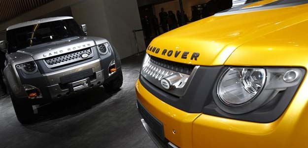 Jaguar Land Rover Plans New Plant in Slovakia
