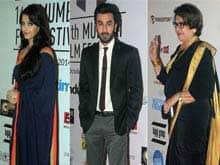 Aishwarya Rai Bachchan Flags off the 16th Mumbai Film Festival