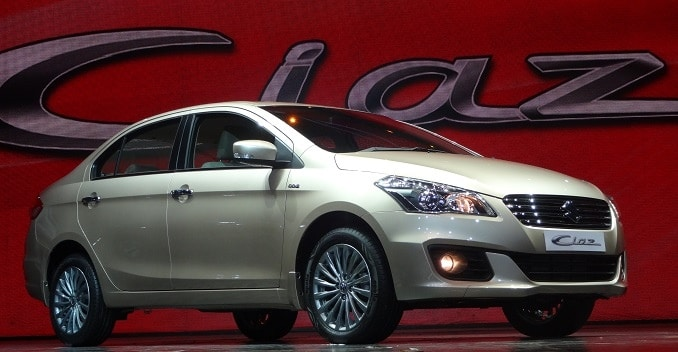 Maruti Suzuki Ciaz Shvs Hybrid Launched Prices Start At Rs 8 23