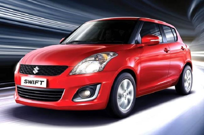 maruti swift facelift 1