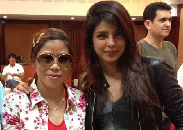 Historic Asian Games Win: Magnificent Mary Kom, Proud Priyanka Chopra