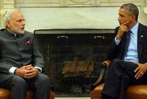 पीएम मोदी, राष्ट्रपति ओबामा ने द्विपक्षीय संबंधों को नई ऊंचाइयों पर ले जाने की प्रतिबद्धता जताई