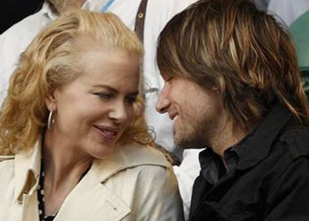 Nicole Kidman Says Husband Keith Urban Has Been Amazing in Hard Times
