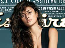 Penelope Cruz Named 'Sexiest Woman Alive' by Esquire