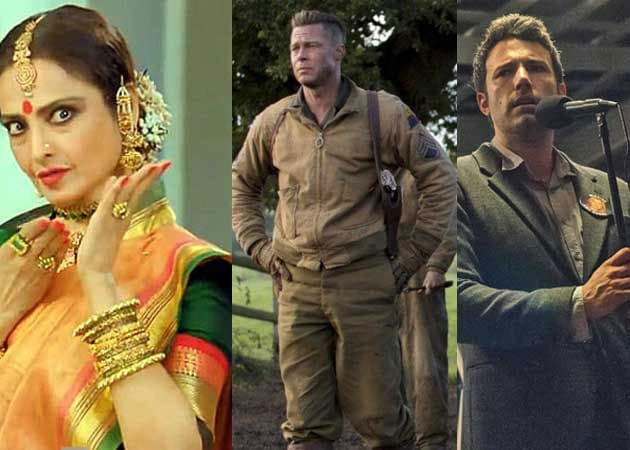 Today's Big Releases: Super Nani, Fury, Gone Girl