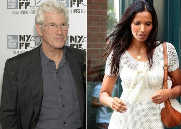 Richard Gere, Padma Lakshmi Split
