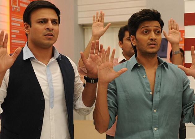 Riteish Deshmukh And Vivek Oberoi: Friends Turn Foes For Bank Chor