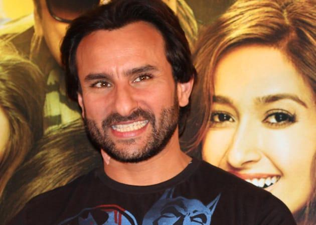 Saif Ali Khan: Happy Ending a Spoof on Romantic Comedies