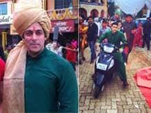 Salman Khan Plays Prince Charming in <i>Prem Ratan Dhan Payo</i>
