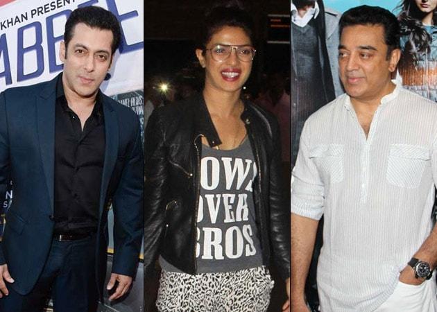 PM Modi Invites Salman, Priyanka, Kamal Haasan to Clean India in Swachha Bharat Abhiyaan