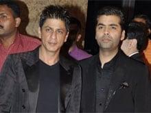 Shah Rukh Khan on Alleged Rift With Karan Johar