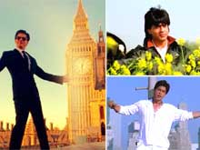 A Definitive History of Shah Rukh Khan's Signature Arms Open Pose