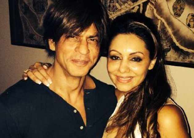 Shah Rukh Khan Credits Wife Gauri For His Happy Family