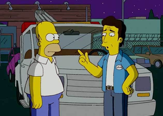 The Simpsons Sued For $250 Million  By Goodfellas Actor