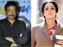 Ram Gopal Varma Names Film <i>Sridevi</i>, Refuses to Change it